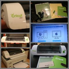 I'm going to assume you are familiar with the name Cricut® (cricket), but just in case you are not, it's a machine that can cut materials into a variety of shapes. Have you ever wanted to find some paper cut outs for party decorations or a gift you