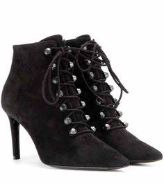 Suede ankle boots | Balenciaga