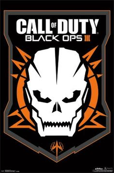 Poster - Call Of Duty - Black Ops 3 - Skull New Wall Art 22