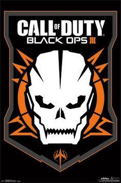 Poster - Call Of Duty - Black Ops 3 - Skull New Wall Art 22