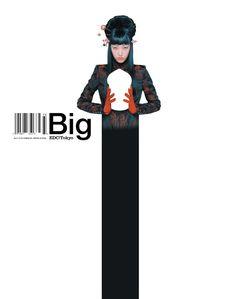 BIG Issue 21: EDC Tokyo   Model Ayumi Tanabe   Photo Higashi Ishida   Design Tycoon Graphics   bigmagazine.com