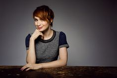Felicia Day (photo by Cristina Gandolfo)