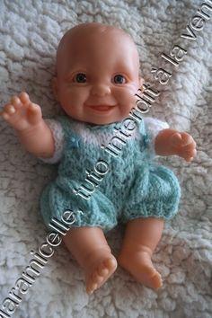 Voici Maxime, bébé Paola dans un