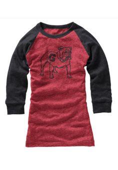 Product: University of Georgia Bulldogs Womens Long Sleeve T-Shirt