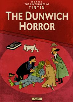 Tintin and the Dunwich Horror