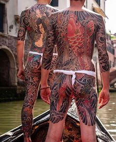 Search inspiration for a Japanese tattoo. Japanese Tattoos For Men, Japanese Tattoo Art, Japanese Men, Full Body Tattoo, Body Art Tattoos, Sleeve Tattoos, Temporary Tattoo Designs, Butterfly Tattoo Designs, Wolf Tattoos