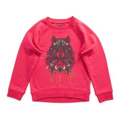 "Sweat molleton ""Princesse des steppes"""