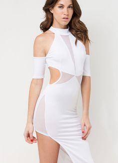 Celeb Sighting Midi Dress GoJane.com
