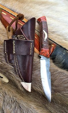 AiFerriCorti Hunting medium knife