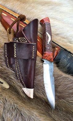 AiFerriCorti Hunting medium knife Knife Pics