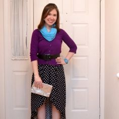 See how to style the same dress five different ways!