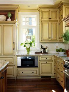 Beautiful cabinets @BHG