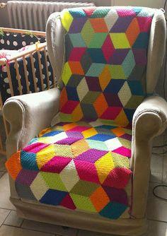 Le GROS Chat: Couture et crochet