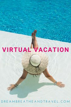 Take A Virtual Vacation   Dream Breathe and Travel Vacation Destinations, Dream Vacations, Computer Coding, Home Spa Treatments, Sleeping Under The Stars, Us National Parks, Cat Gif, Roller Coaster, How To Relieve Stress
