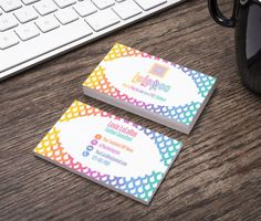 LuLaRoe Business Card-Home Office Compliant by MommyDesignStudio