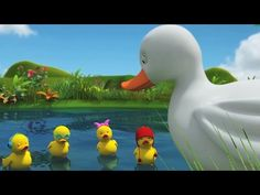 Xuxa - Cinco patinhos (Five little ducks) - YouTube Rhymes For Kids, Singing, Youtube, Children, Outdoor Decor, Songs For Children, Kids Songs, Baby Ducks, Nursery Rhymes