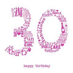 Happy Birthday Wishes Inspirational Happy Birthday💗⭐💟 soni andrea 696580267350763518 Happy 30th Birthday Wishes, Birthday Quotes For Her, Happy Birthday For Him, 30th Birthday Cards, Birthday Gifts For Boys, Happy Birthday Images, Birthday Crafts, Birthday Pictures, Birthday Jokes