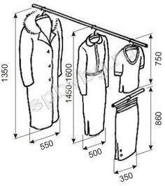 closet size useful for design wardrobe Wardrobe Room, Walk In Wardrobe, Wardrobe Design, Master Closet, Closet Bedroom, Closet Space, Wardrobe Dimensions, Dressing Design, Closet Layout