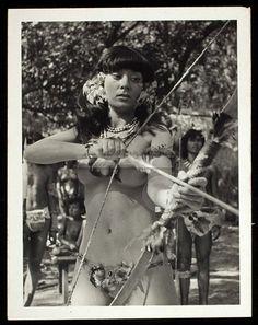 Iracema - A Virgem dos lábios de mel (1979, Carlos Coimbra) Preservação e difusão do acervo fotográfico da Cinemateca Brasileira   Banco de Conteúdos Culturais