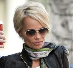 kristin chenoweth short hair - this is what I'm going for now. Gotta change it up so I don't get bored...