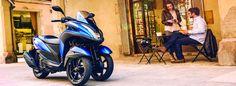 Yamaha TRICITY 155 CC  Per info: http://www.rent360.it/it/offerta/2214-Yamaha-TRICITY