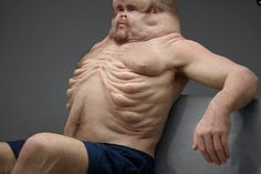 Boobs are perfect safety devices, men determine    Two men: trauma surgeon Christian Kenfield and road safety engineer David Logan. One idea: boobs are a great safety device. The logic? Boobs. SculptorPatricia Piccinini consulted with these two when   http://www.theverge.com/2016/7/21/12251596/graham-car-crash-evolution-sculpture-nipples