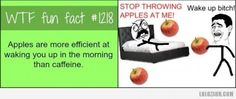 Fun fact about apples! For more fun visit: http://lolozaur.com