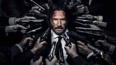John Wick: Chapter It stars Keanu Reeves, Ricardo Scammarcio, Ian McShane, Common, and Ruby Rose and was directed by Chad Stahelski. Keanu Reeves, Family Movies, New Movies, Good Movies, Anjelica Huston, Bodybuilding Motivation, Halle Berry, Mma, John Wick Hd