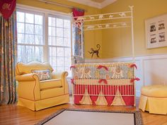15 Cool Cribs for Every Style | Kids Room Ideas for Playroom, Bedroom, Bathroom | HGTV