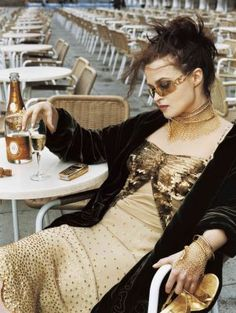 Helena Bonham Carter 2002