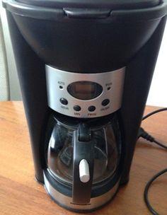 Essentials, Drip Coffee Maker, Kitchen Appliances, Diy Kitchen Appliances, Home Appliances, Coffee Maker Machine, House Appliances, Kitchen Gadgets