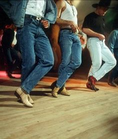 Have a date night of line dancing