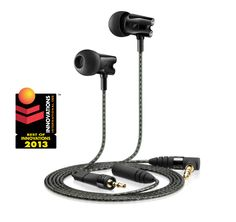 Sennheiser today announced that it has been named an International CES Innovations 2013 Design and Engineering Awards Honoree for its IE 800 ear-canal phones.