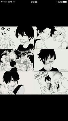 Fairy tail famille