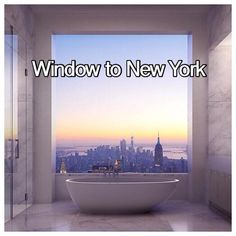 Window to New York