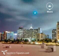 #Miami Sol, playa y mar. Si quieres disfrutar tus próximas vacaciones no puedes dejar de visitar las hermosas playas de #Miami. Es un lugar mágico