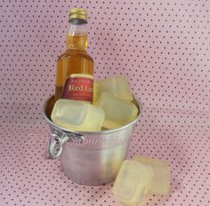 Ateliê Cheiro do Cerrado - Balde de gelo e whisky