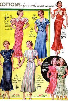 .História da Moda.: Anos 30: Crise e Glamour                                                                                                                                                                                 Mais