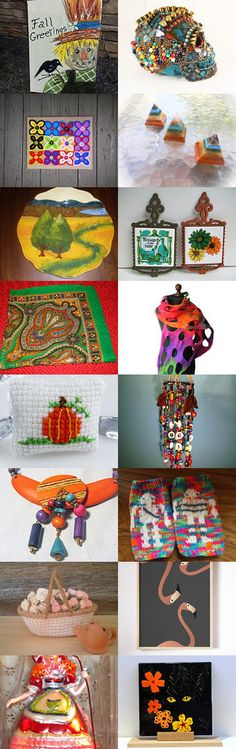 Color the Season by Vicki Abrew on Etsy--Pinned+with+TreasuryPin.com
