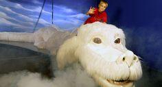 Il Bavaria Film conserva gli oggetti di scena e i personaggi del famoso film fantasy anni 80