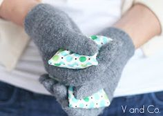 Homemade hand warmers. I'm so making these for my dad!