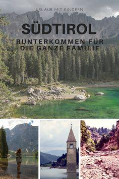 SÜDTIROL! Bester Familienurlaub - Tipps und ToDos in Südtirol!
