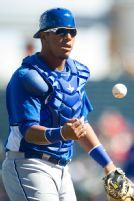 Salvador Perez  -Kc Royals- Such A Stud.  Soon all will know his name