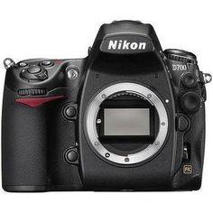 Nikon D700 SLR Digital Camera   my awesome back-up camera  #mybhgear