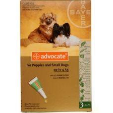 Produsul poate  fi utilizat concomitent cu medicaţia specifica în cazul dermatitei alergice provocata de purici (FAD).