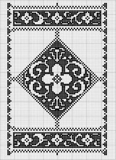 Gallery.ru / Фото #75 - MONOCOLOR - aaadelayda  borders & central motif