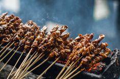 Chicken satay skewers with spicy peanut sauce (sate ayam) | Australian Natural Health Magazine