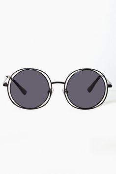 0612ba89080a Nasty Gal Badman Shades - ShopStyle Sunglasses