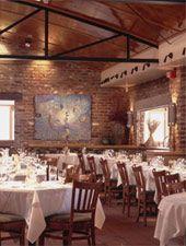Bar and dining area at food 101 atlanta ga diningroom for Food 101 bar bistro