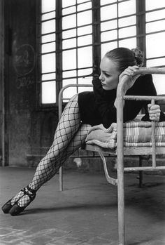 Vanessa Paradis photographed by the late Kate Barry.